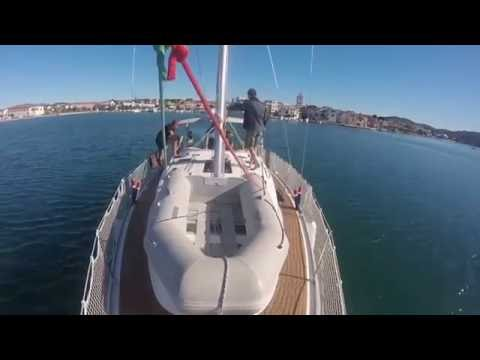 Sailing with Kojátky Crue - Dalmacia 2016
