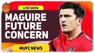 Harry Maguire What Now! Sancho Transfer Excitement! Man Utd News Now