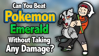 Can You Beat Pokemon Emerald Without Taking Any Damage?