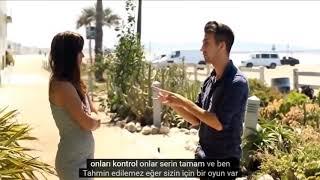 Öpüşme cezalı oyun 2018.  Türkçe altyazılı
