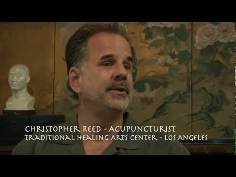 Christopher Reed  Traditional Healing Arts Center Chinese Medicine  Acupuncturist Los Angeles