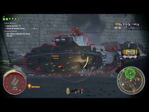 World of Tanks Xbox one Operation Sealion part 1 Queens gambit