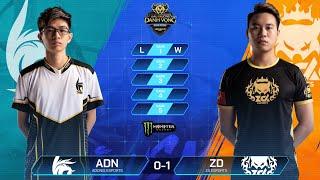 Adonis Esports vs ZD Esports [Vòng 2 - 01.08] - Đấu Trường Danh Vọng Mùa Đông 2019