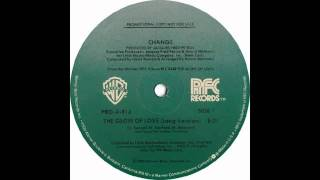 "CHANGE ~ GLOW OF LOVE (12"" remix)"