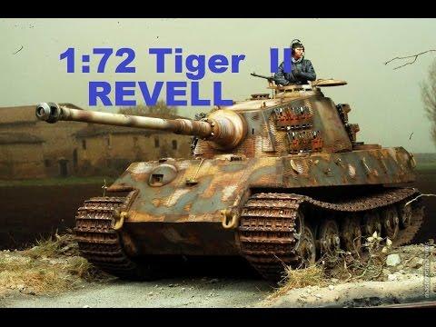 tiger tank model diorama