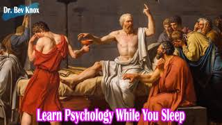 Learn Psychology While You Sleep - A Historical Review of Ethics, Religion, and Sexuality