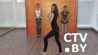 Мисс Минск - 2009. Кастинг.  Ирландские танцы