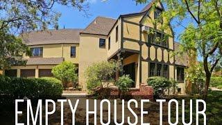 EMPTY HOUSE TOUR + UPDATES