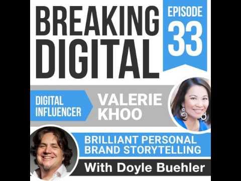 Valerie Khoo - Brilliant Personal Brand Storytelling