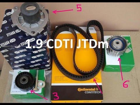 VAUXHALL ASTRA H 1.9 CDTi 8V TIMING CAM BELT KIT WATER PUMP /& LOCKING TOOL KIT