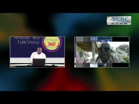 Ambas 360 interview  Mr. Fru Nkimbeng 13-09-2016Edition