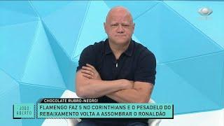CINCUN? AGORA AGUENTA, RONALDÃO! | JOGO ABERTO