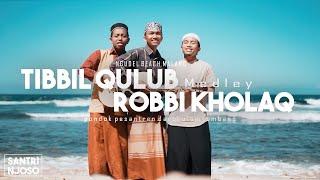 Medley Sholawat Thibbil Qulub & Robbi Kholaq (Acoustic Version) Santri Njoso