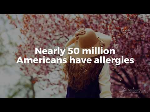 2019 Spring Allergy Capitals