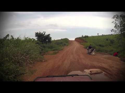 MBanza Congo to  Madimba, Angola