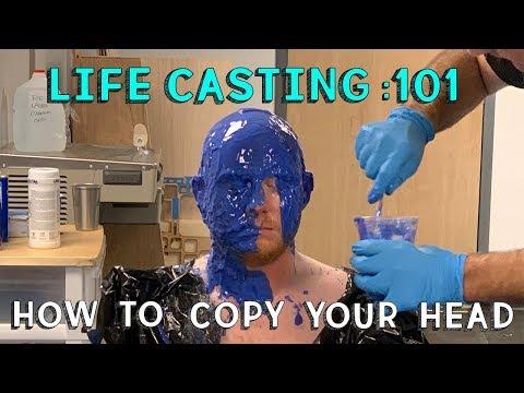 How To Make A Life Cast