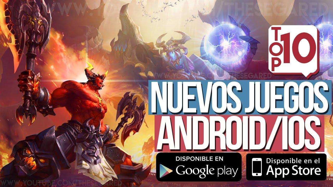 Top 10 Mejores Juegos Para Android Ios Gratis 2019 Nuevos