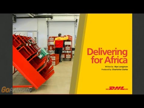 African Business Review - DHL Supply Chain Africa - Company Feature