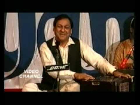 Ghulam Ali Sahab,Ghazalte Chand Ko....