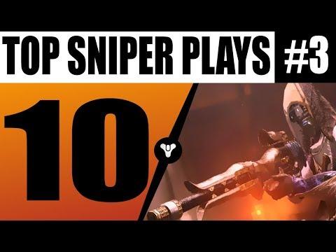 Destiny 2 Top 10 Sniper Plays - Episode 3 thumbnail