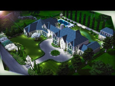 COUNTRY MANSION The Sims 4 | Speed Build ? thumbnail