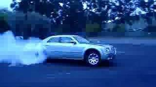 Chrysler 300C Drifting