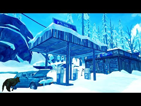 WHAT HAPPENED IN THIS ABANDONED GAS STATION? - The Long Dark Wintermute Story Mode Gameplay Ep 5