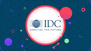 Teaser IDC Digital Transformation Conference 2018