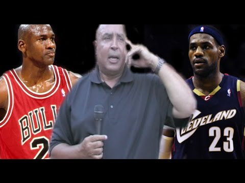 LeBron James Will Never Be Michael Jordan! - The LeBron James Vs. Michael Jordan Debate - NBA Talk