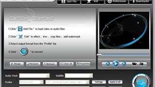 Dawnload Free Video to MP3 Converter
