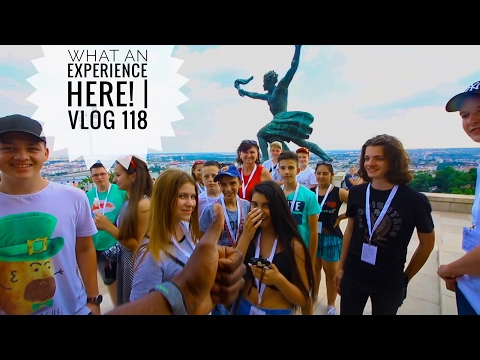 "Budapest is Amazing!  Vlog 118  ""The JOURNEY is the DESTINATION!!"""