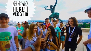 """Budapest is Amazing!  Vlog 118  """"The JOURNEY is the DESTINATION!!"""""""