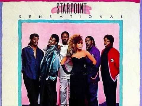 THE MORE WE LOVE - Starpoint