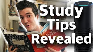 Tips for Successful Studying in Vet School & College