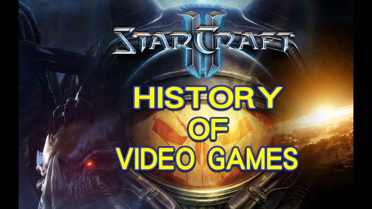 History of StarCraft (1998-2017) – Video Game History