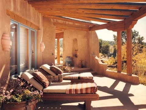 Magnificent Compound in Santa Fe, New Mexico