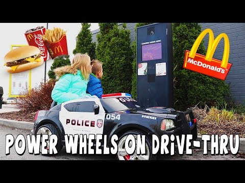 Thumbnail: Power Wheels McDonalds Drive Thru / RonaldOMG / GamerGirl