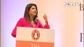 Priyanka Chopra Speaks On Breaking The Glass Ceiling