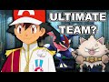 What Is Ash Ketchum s Ultimate Team