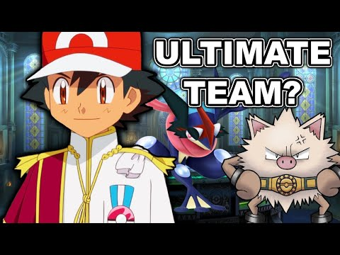 What Is Ash Ketchums Ultimate Team?