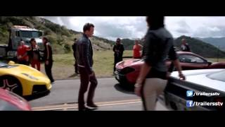Need For Speed Trailer #2 Subtitulado en Español HD 720p PopCorn Movies.