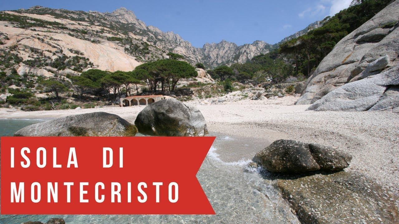 Una it All'isola Goelba Montecristo Di Visita 3q54AjRL