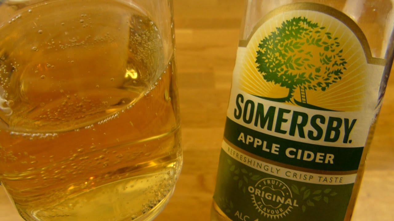 Somersby apple cider