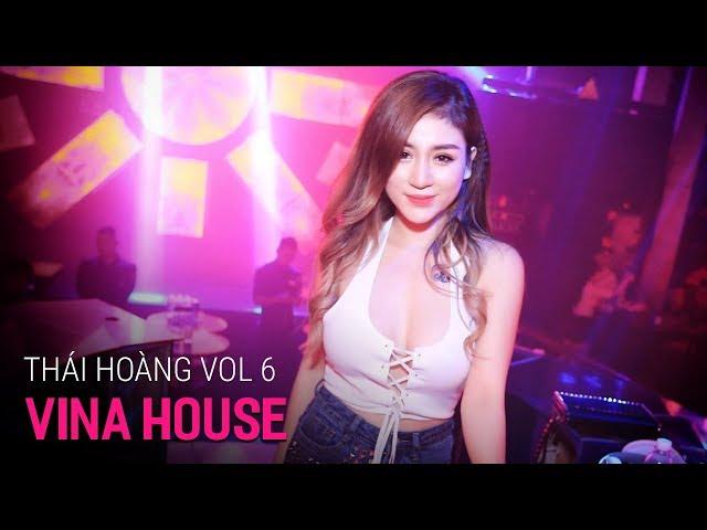 NONSTOP Vinahouse 2018 | Con Cò, Bánh Trôi Nước Remix - DJ Sơn Anh | Full Track DJ Thái Hoàng Vol 6
