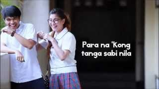 Repeat youtube video Hay Nako lyrics - LJ Manzano Ft  Jamich ( Classmates Sound Track  )