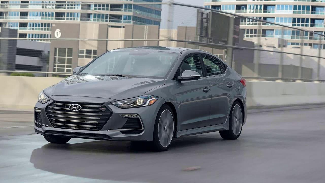 Red 2017 Hyundai Elantra >> New 2019 Hyundai Elantra Sport; Review, Pricing, Concept, Design, Interior, Exterior - YouTube