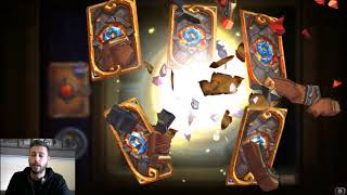 HEARTHSTONE - OPENING 196 PACKS KOBOLDS AND CATACOMBS