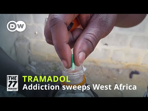 Tramadol: The poor man's cocaine is sweeping West Africa | 2020
