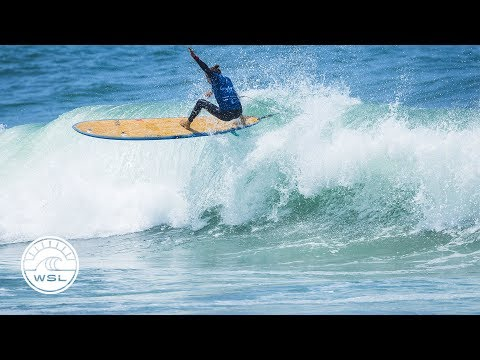 Longboard Pro Gaia 2017 Highlights: Portugal Crowns Calmon and Fleury