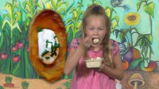 HEALTHY KIDS | Potato kids video | Children's songs | Potato song